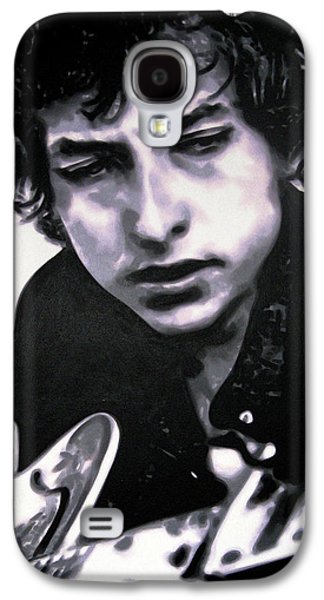 Bob Dylan Galaxy S4 Case - Dont Think Twice Its Alright by Hood alias Ludzska