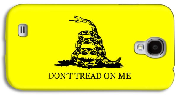 Don't Tread On Me Flag Galaxy S4 Case