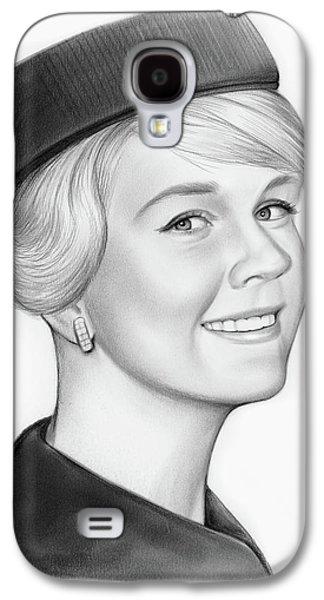 Doris Day Galaxy S4 Case