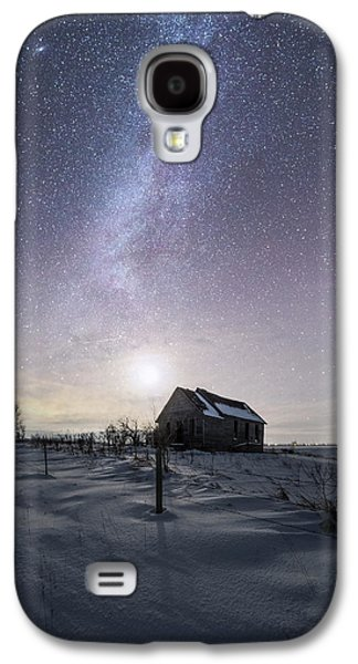 Dormant Galaxy S4 Case by Aaron J Groen