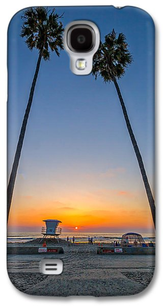 Dos Palms Galaxy S4 Case by Peter Tellone