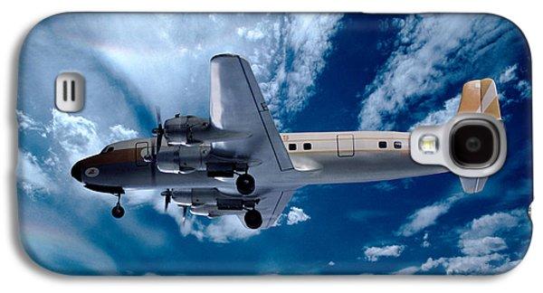 Douglas C-54e - Dc-4, Hk-171 Galaxy S4 Case