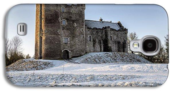 Doune Castle In Central Scotland Galaxy S4 Case
