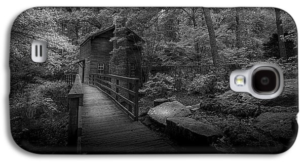 Down By The Mill-bw Galaxy S4 Case