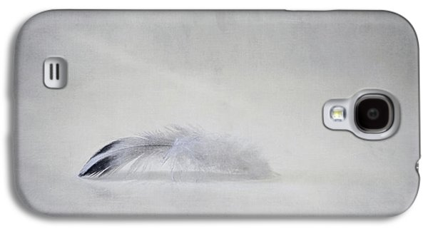 Down Feather Galaxy S4 Case by Scott Norris