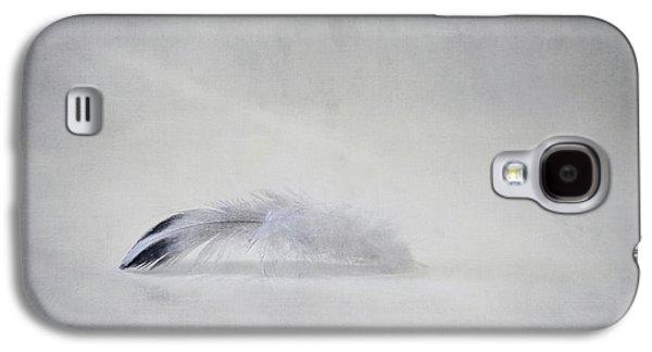 Minimalist Galaxy S4 Case - Down Feather by Scott Norris