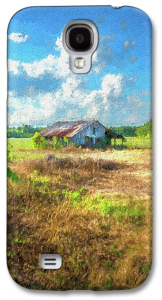 Down On The Farm Galaxy S4 Case by Marvin Spates