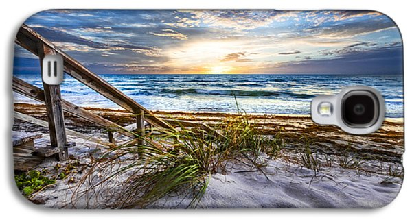 Down To The Shore Galaxy S4 Case