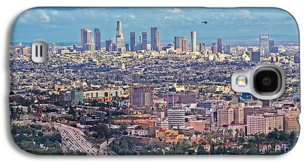 Downtown Los Angeles Galaxy S4 Case