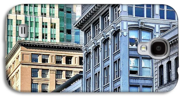 Galaxy S4 Case - Downtown San Francisco by Julie Gebhardt