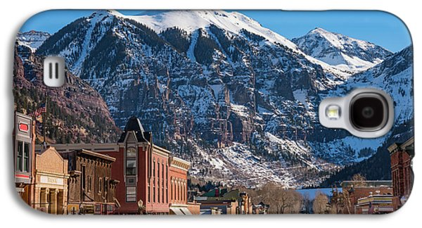 Downtown Telluride Galaxy S4 Case