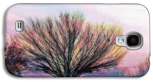 Downtown Wash Galaxy S4 Case by Terry Davis