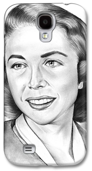Dr. Joyce Brothers Galaxy S4 Case by Greg Joens