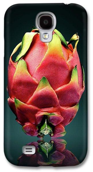 Dragon Galaxy S4 Case - Dragon Fruit Or Pitaya  by Johan Swanepoel