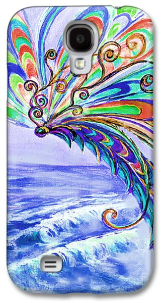 Dragonfly Galaxy S4 Case by Lucy Max