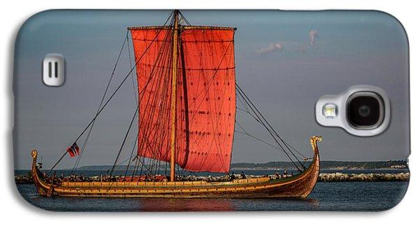 Draken Harald Harfagre Galaxy S4 Case