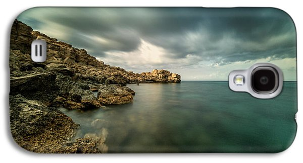 Dramatic And Calm Galaxy S4 Case by Stelios Kleanthous