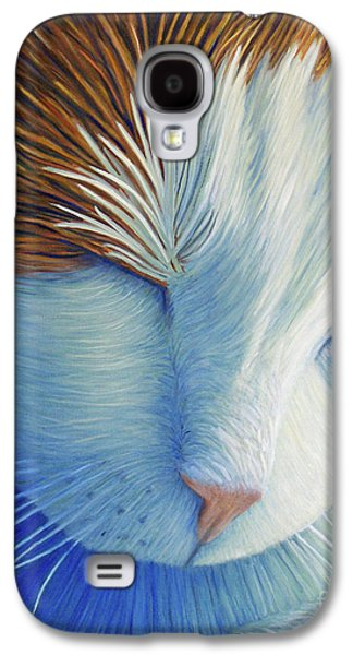 Kitten Galaxy S4 Cases - Dream Within A Dream Galaxy S4 Case by Brian  Commerford