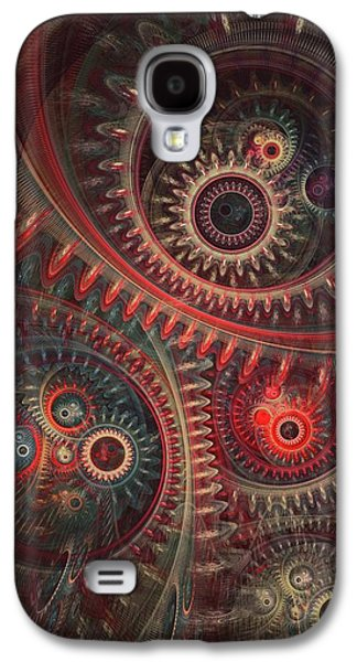 Dreaming Clocksmith Galaxy S4 Case