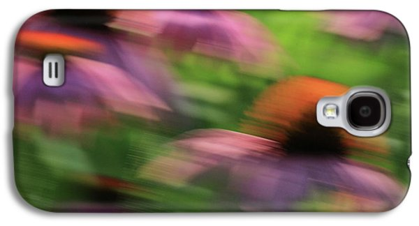 Dreaming Of Flowers Galaxy S4 Case by Karol Livote