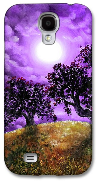 Dreaming Of Oak Trees Galaxy S4 Case by Laura Iverson