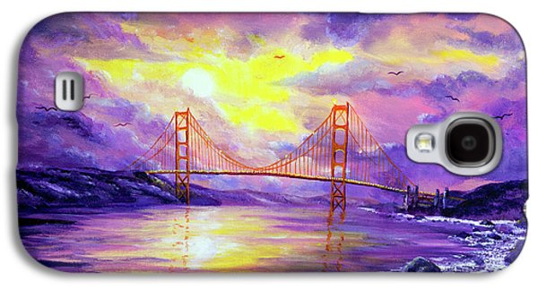 Dreaming Of San Francisco Galaxy S4 Case by Laura Iverson