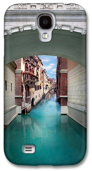 Featured Images Galaxy S4 Case - Dreaming Of Venice by Az Jackson