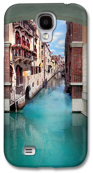 Featured Images Galaxy S4 Case - Dreaming Of Venice Vertical Panorama by Az Jackson