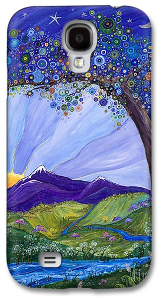 Dreaming Tree Galaxy S4 Case by Tanielle Childers