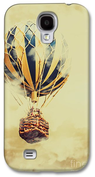 Dreams And Clouds Galaxy S4 Case