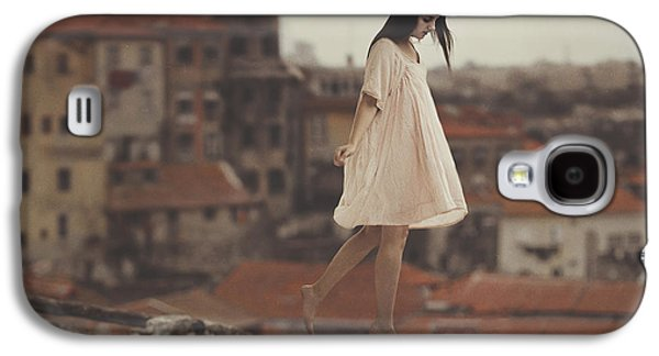 Dreams In Old Porto Galaxy S4 Case by Anka Zhuravleva