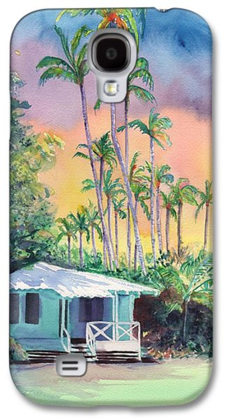 Dreams Of Kauai Galaxy S4 Case by Marionette Taboniar