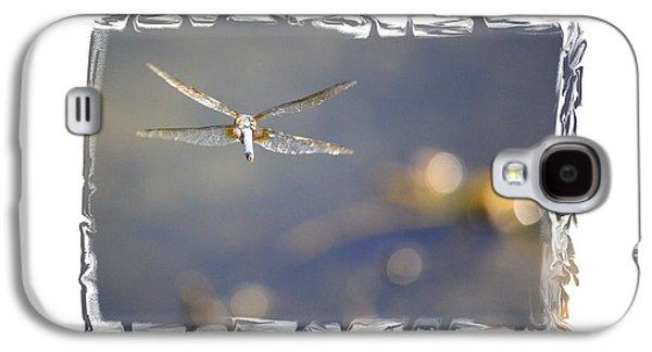 Dreams Take Flight Poster Or Card Galaxy S4 Case by Carol Groenen
