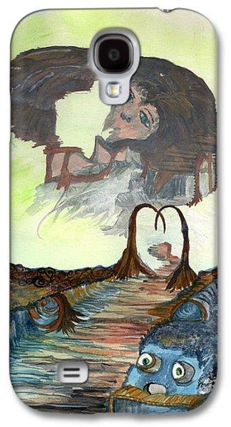 Dreamscape Galaxy S4 Case by Angela Pelfrey