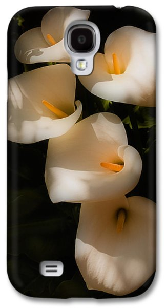 Dreamy Lilies Galaxy S4 Case by Mick Burkey
