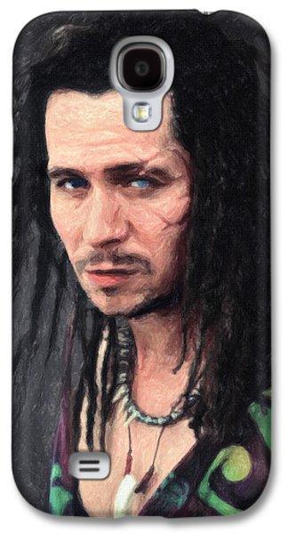 Drexl Spivey Galaxy S4 Case by Taylan Apukovska