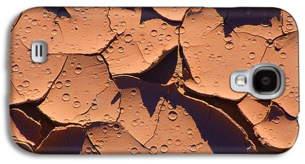 Dried Mud 3c Galaxy S4 Case