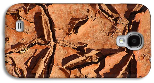 Dried Mud C Galaxy S4 Case