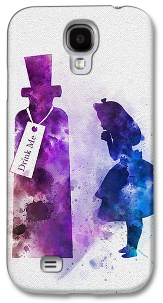 Drink Me Galaxy S4 Case