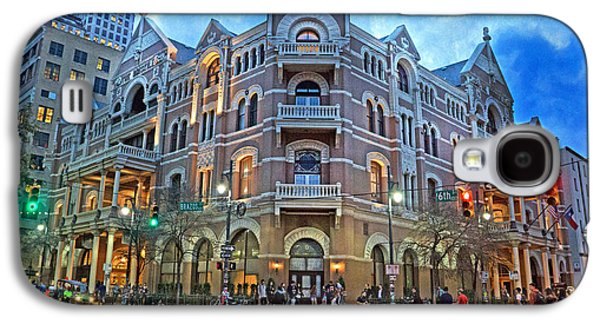Driskill Hotel Light The Night Galaxy S4 Case