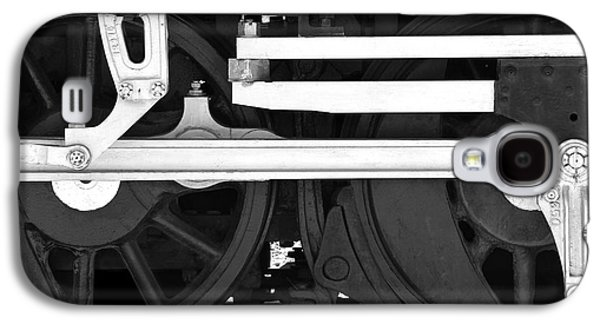 Train Galaxy S4 Case - Drive Train by Mike McGlothlen