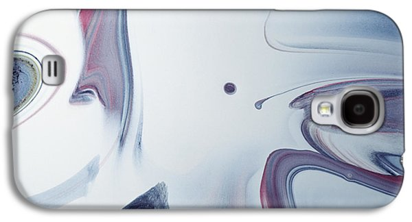 Marbling - Drop Galaxy S4 Case by BONB Creative