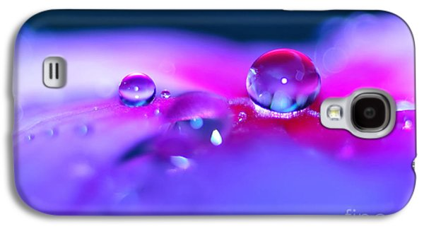 Droplets In Fantasyland Galaxy S4 Case