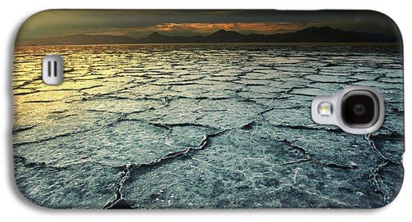 Drought Land Galaxy S4 Case by Caio Caldas