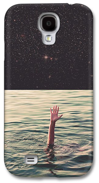 Drowned In Space Galaxy S4 Case by Fran Rodriguez