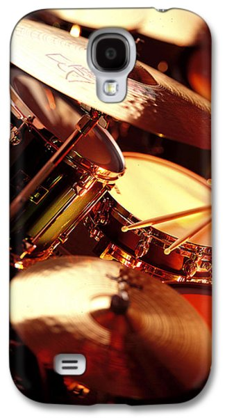 Drum Galaxy S4 Case - Drums by Robert Ponzoni
