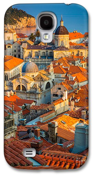 Dubrovnik Sunset Galaxy S4 Case by Inge Johnsson
