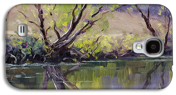 Duckmaloi River Reflections Galaxy S4 Case