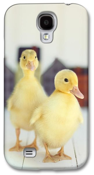 Ducks In The Neighborhood Galaxy S4 Case