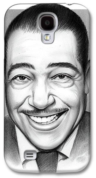 Duke Galaxy S4 Case - Duke Ellington 2 by Greg Joens
